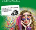 Imprezowy bus Subway® na ulicach Gdyni! [Konkurs!]