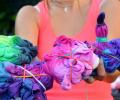 Tie dye - jak dać nowe życie starej koszulce
